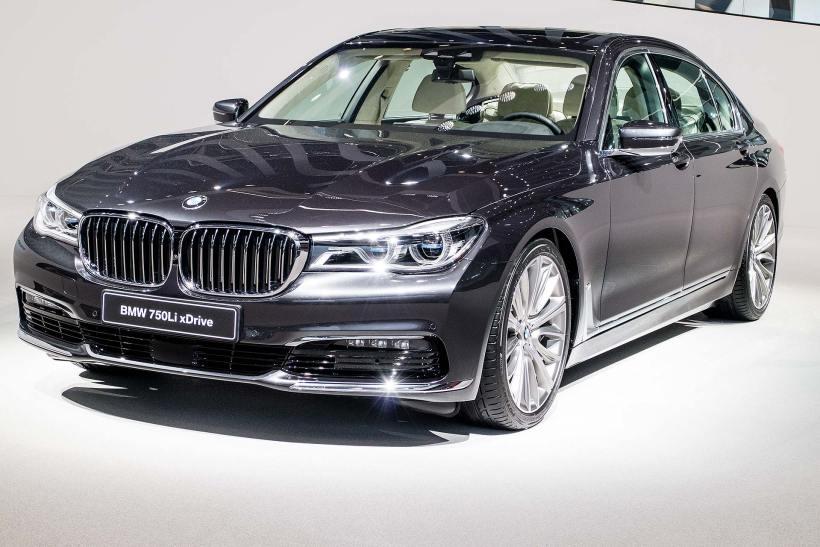 BMW 7er IAA 2015 | Fanaticar Magazin