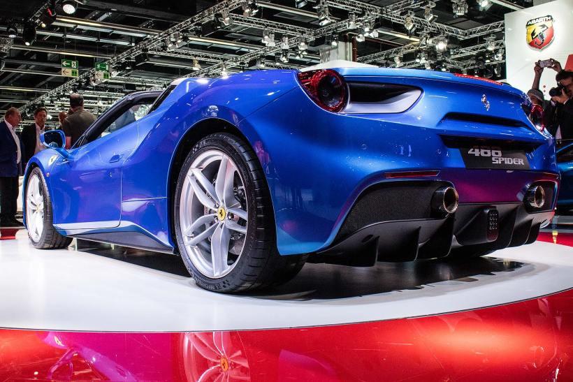 Ferrari 488 Spider | Fanaticar Magazin