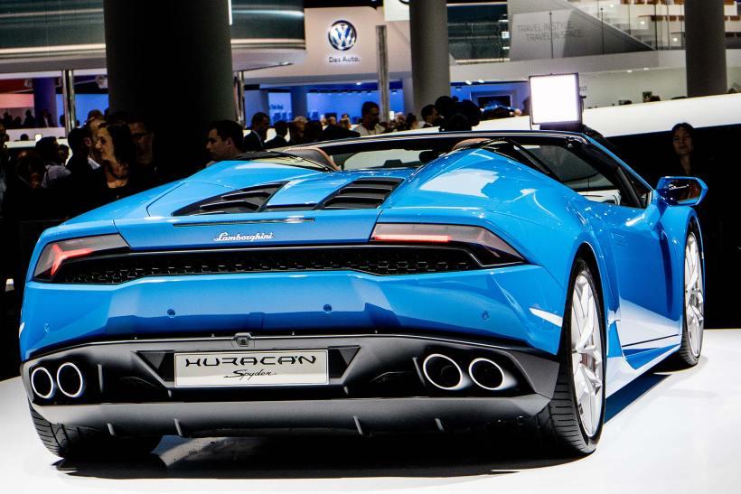 Lamborghini Huracan Spyder | Fanaticar Magazin