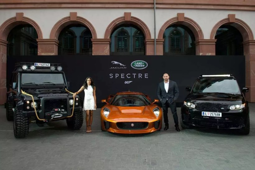 James Bond Event Jaguar Land Rover | Fanaticar Magazin