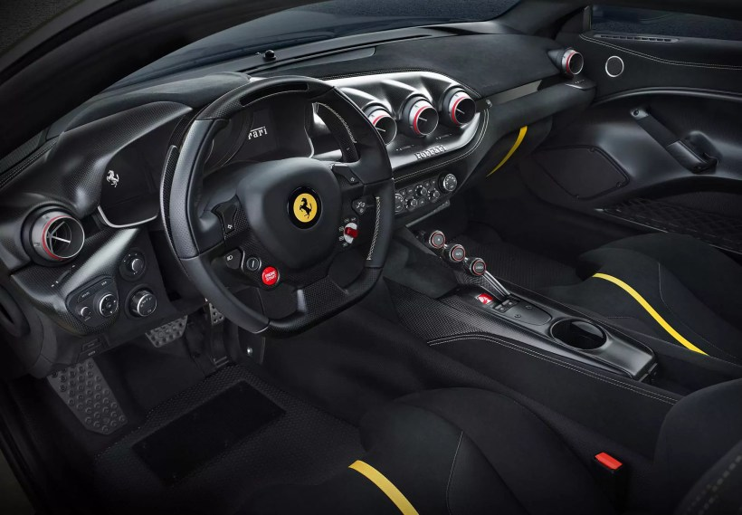 2016 Ferrari F12tdf  Fanaticar Magazin