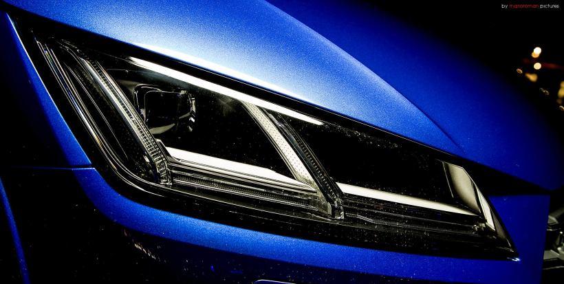 2015 Audi TTS Roadster | Fanaticar Magazin