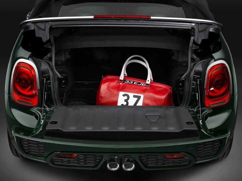 2016 Mini John Cooper Works Cabriolet | Fanaticar Magazin