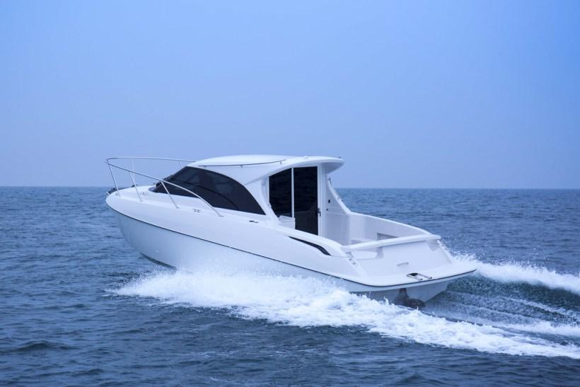 Toyota-28 Concept Sportboot | Fanaticar Magazin