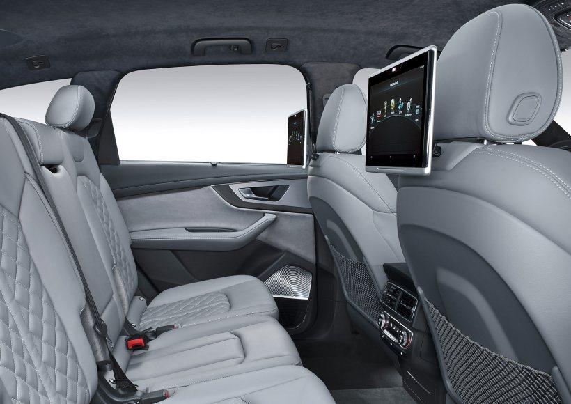 2016 Audi SQ7 TDI   Fanaticar Magazin