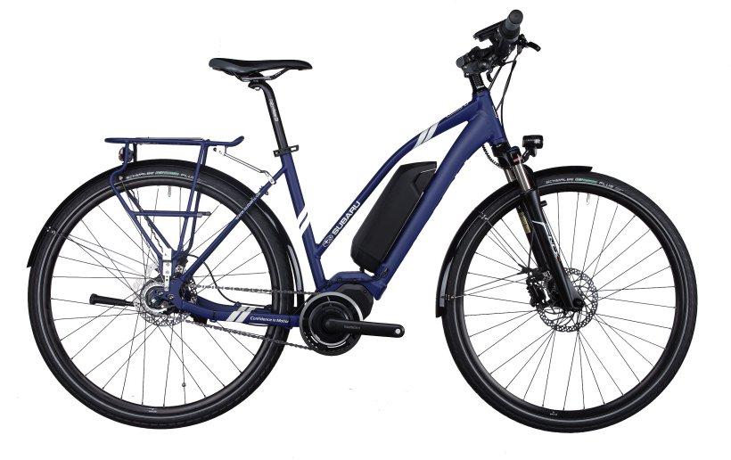 Subaru E1 Damen E-Bike | Fanaticar Magazin