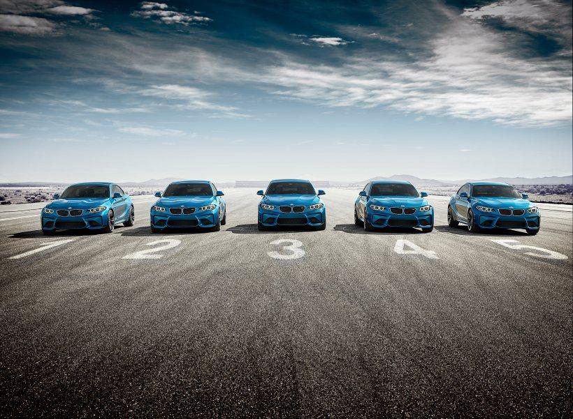BMW M2 Coupe meets Gigi Hadid | Fanaticar Magazin