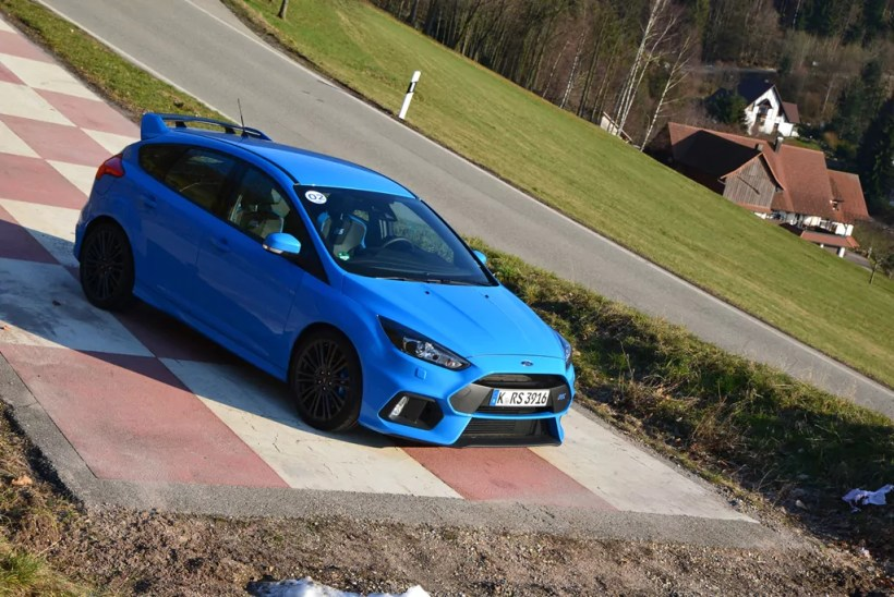 2016 Ford Focus RS | Fanaticar Magazin