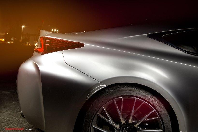 2016 Lexus RC F | Fanaticar Magazin