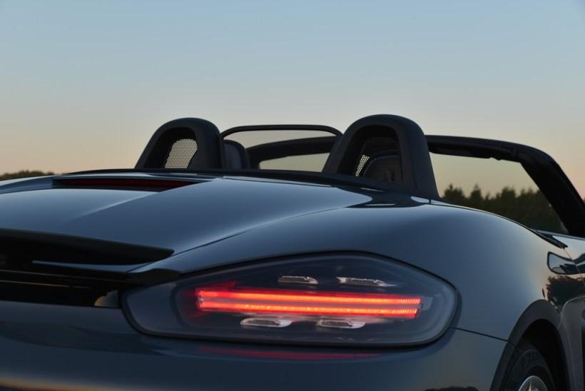 2017 Porsche 718 Boxster S   Fanaticar Magazin
