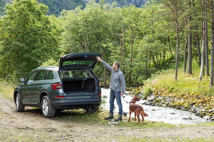 2017 Škoda Kodiaq | Fanaticar Magazin
