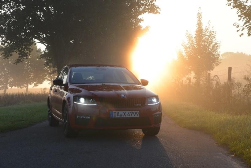 Skoda Octavia RS 230 | Fanaticar Magazin