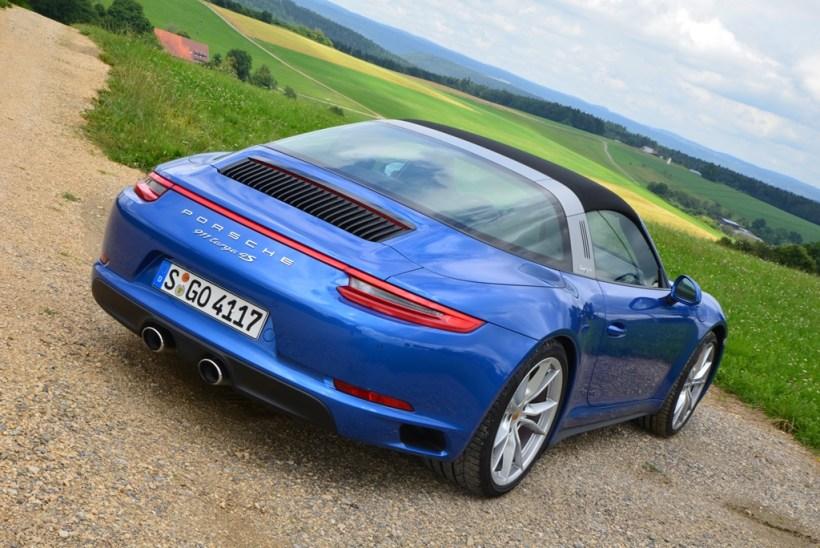 2016 Porsche 911 Targa 4s | Fanaticar Magazin