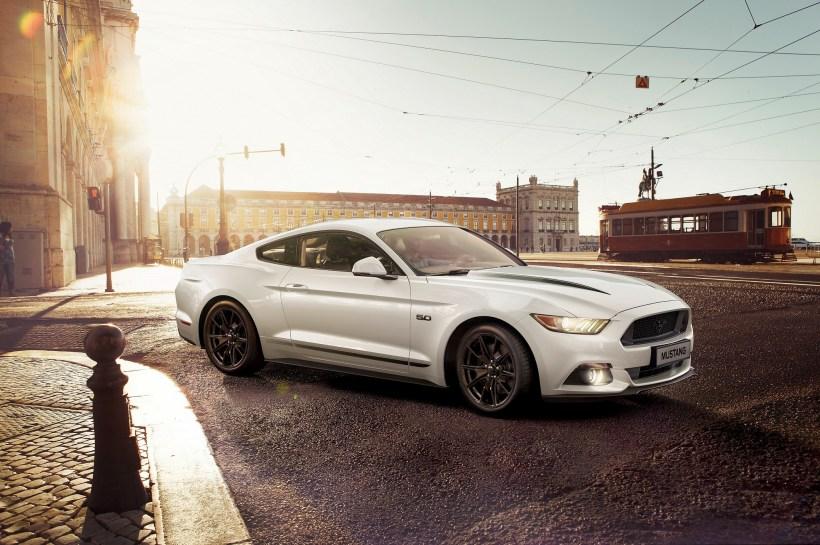 2017 Ford Mustang Black Shadow Edition | Fanaticar Magazin