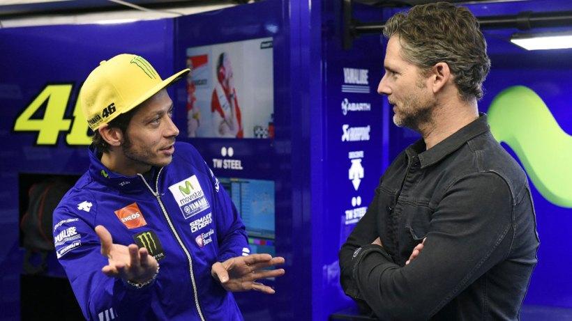 Eric Bana - Michelin Sparks | Fanaticar Magazin