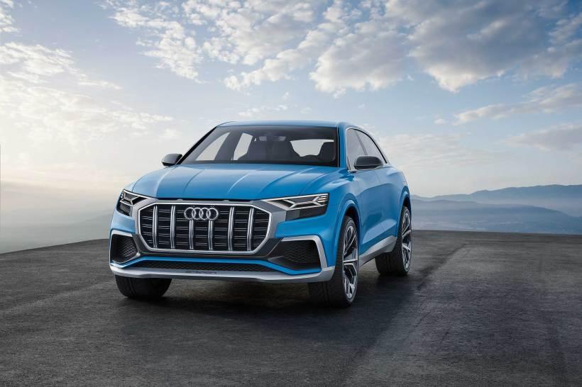 Audi Q8 Concept | Fanaticar MagazinAudi Q8 Concept | Fanaticar Magazin