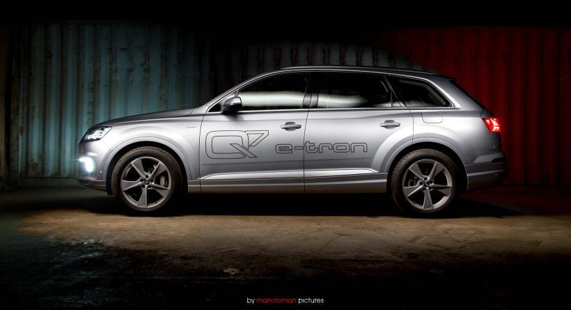 Audi Q7 e-tron quattro | Fanaticar Magazin