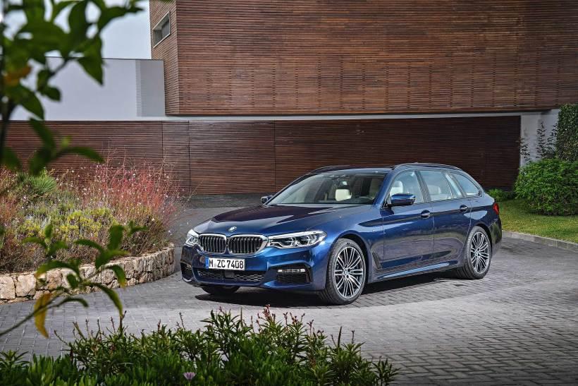 2017 BMW 5er Touring (G31) | Fanaticar Magazin