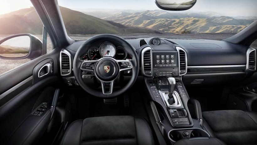 2017 Porsche Cayenne S Platinum Edition | Fanaticar Magazin