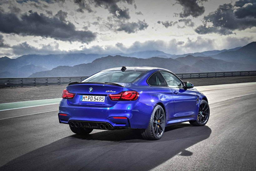 2017 BMW M4 CS Coupé | Fanaticar Magazin