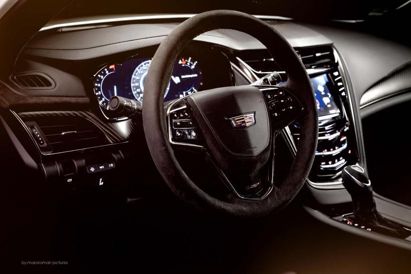 2017 Cadillac CTS-V | Fanaticar Magazin