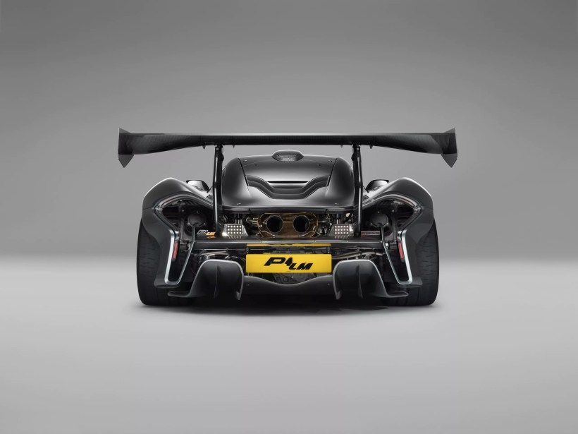 Lanzante McLaren P1 LM | Fanaticar Magazin