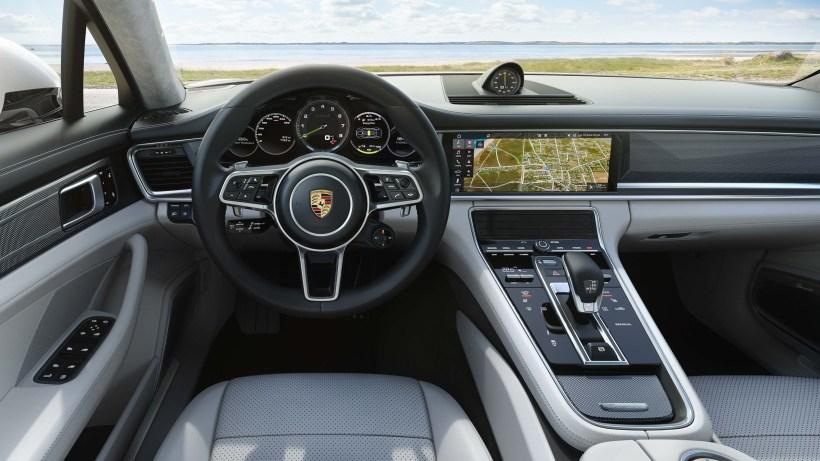 2018 Porsche Panamera S E-Hybrid Sport Turismo