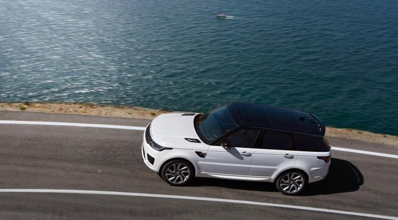 2018 Range Rover Sport Plug-In Hybrid