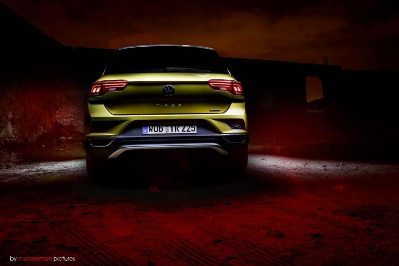 2018 Volkswagen T-Roc | Fanaticar Magazin