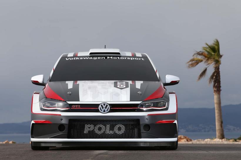 2018 Volkswagen Polo GTI R5