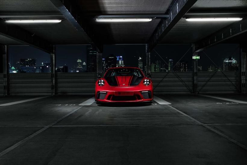 Techart 911 GT3 Carbon Sportpaket
