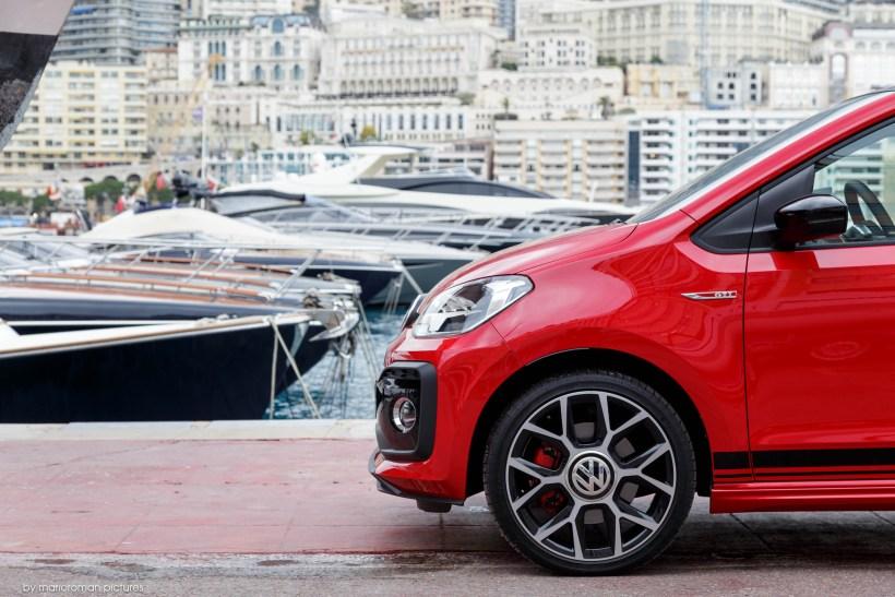 2018 Volkswagen up! GTI | Fanaticar Magazin