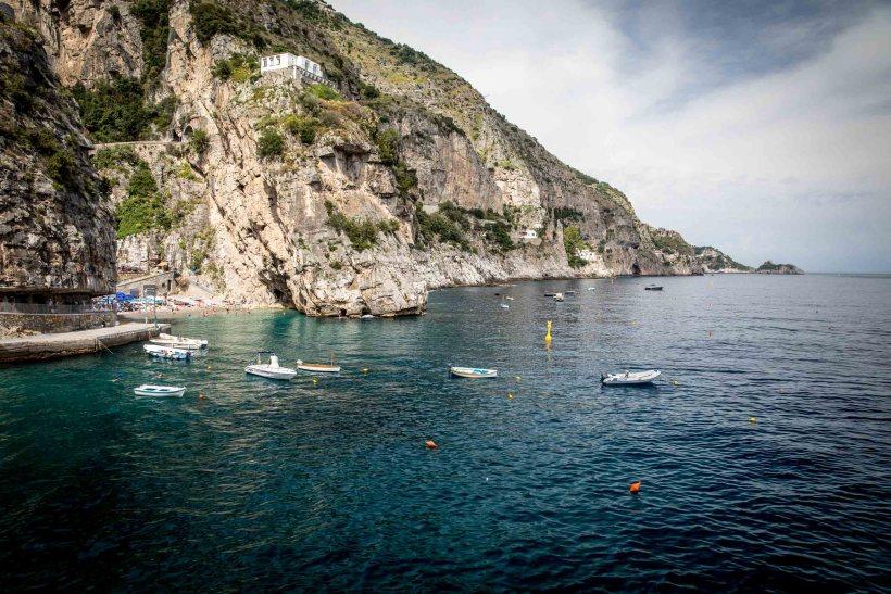 VW up! GTI und Polo GTI an der Amalfi Küste
