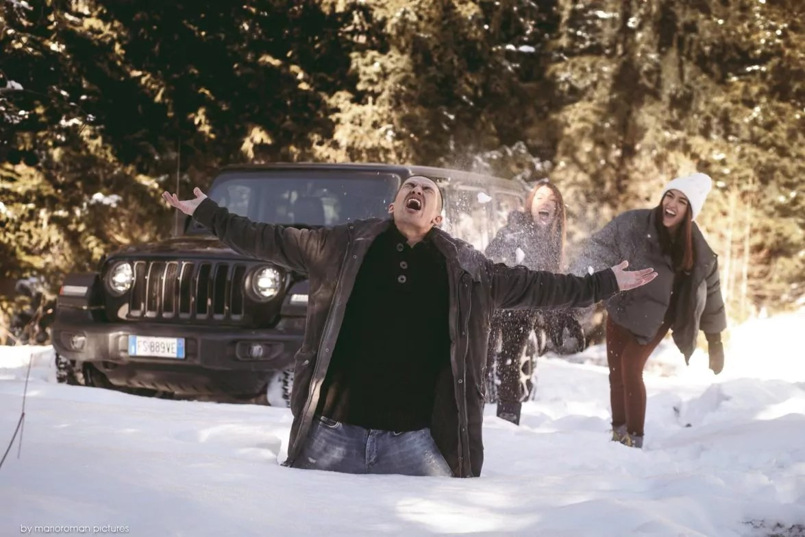 Jeep Winter Experience - Fanaticar Magazin