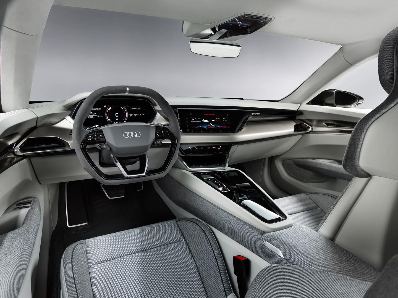 Audi e-tron GT concept | Fanaticar Magazin
