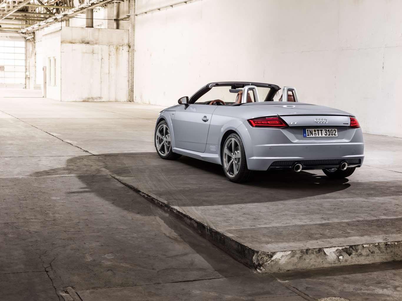 "Audi ""TT 20 years"" - Fanaticar Magazin"