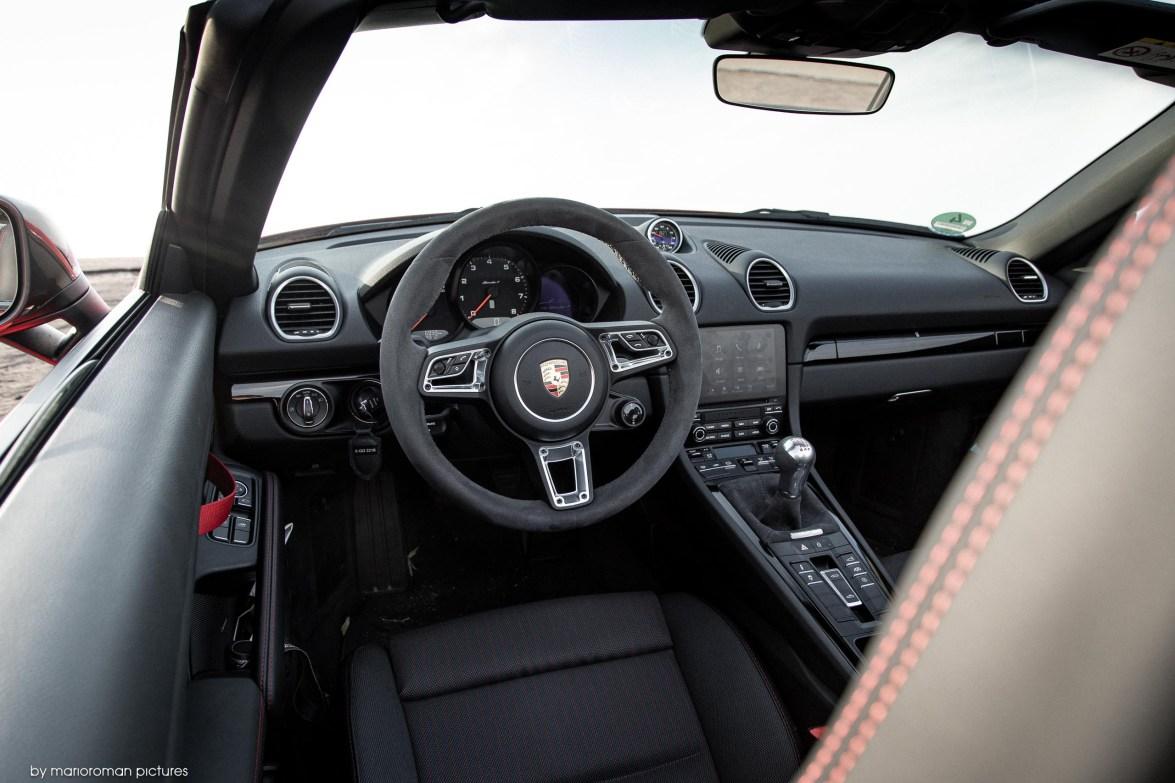 2019 Porsche 718 Boxster T by marioroman pictures