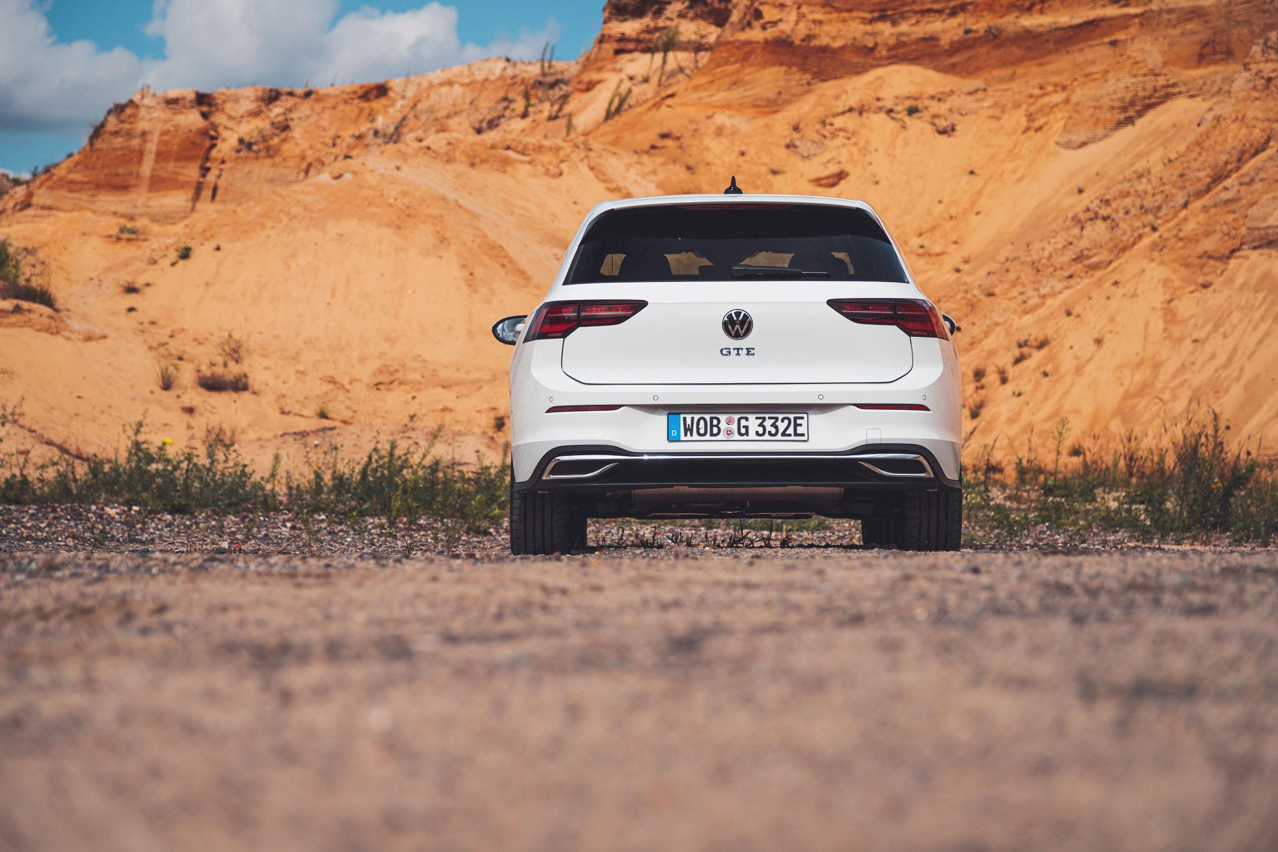 2020 Volkswagen Golf 8 GTE   Fanaticar Magazin