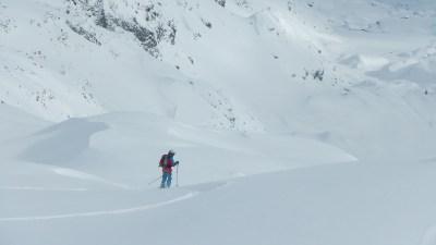 esqui de montaña en bachimaña
