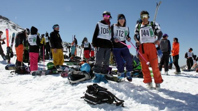 festival hivernal valle de Boi, Panticosa Team Freeride