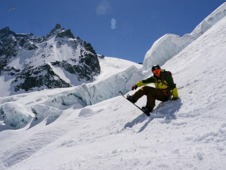 Alpes Chamonix 2018-04-20