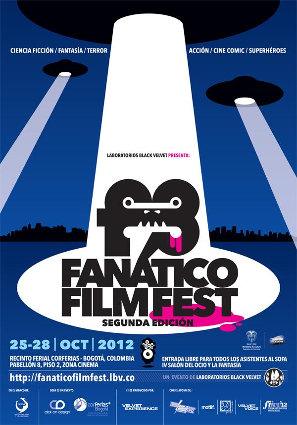 Fanatico Film Fest 2012