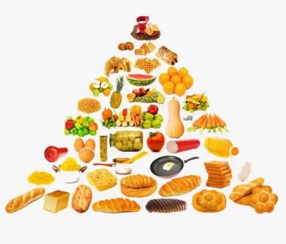 Divisão da dieta para hipertrofia