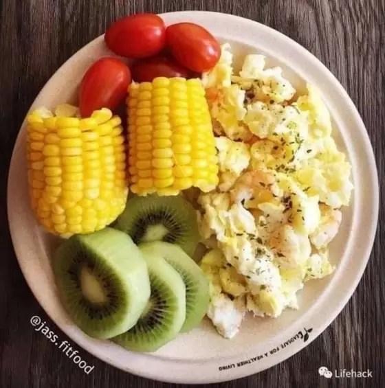 Dieta para hipertrofia vegetariana