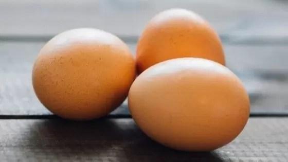 Ovo e batata doce antes ou depois do treino?