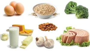 Alimentos para Ganhar Massa Muscular e Queimar Gorduras