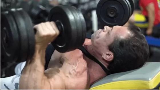 como ganhar músculos e perder gordura