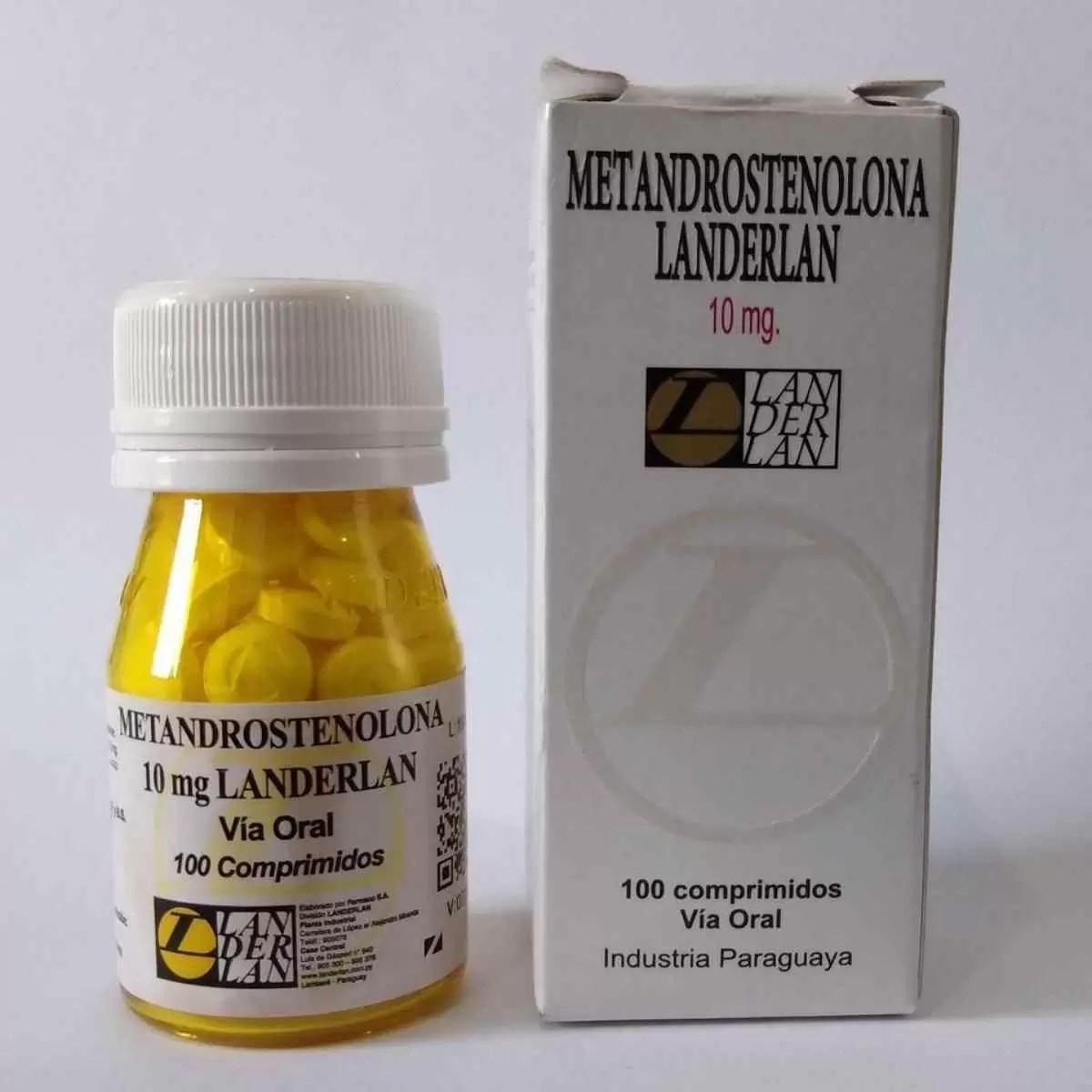 metandrostenolona como tomar