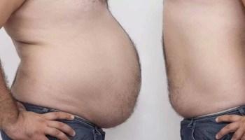 Quando estamos emagrecendo por onde sai a gordura