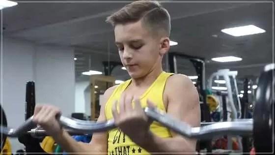 Fazer musculação na adolescência atrapalha Crescimento